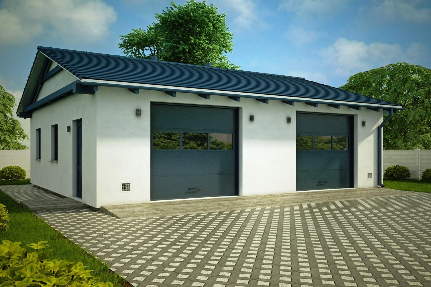 Строительство гаражей под ключ в Муроме